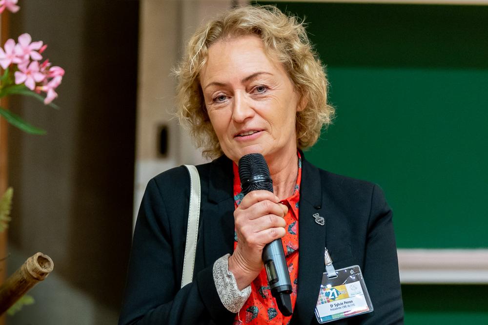 Dr Sylvie Peron
