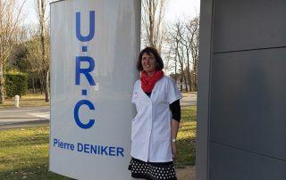 Sylvie Maillocheau, infirmière en recherche clinique