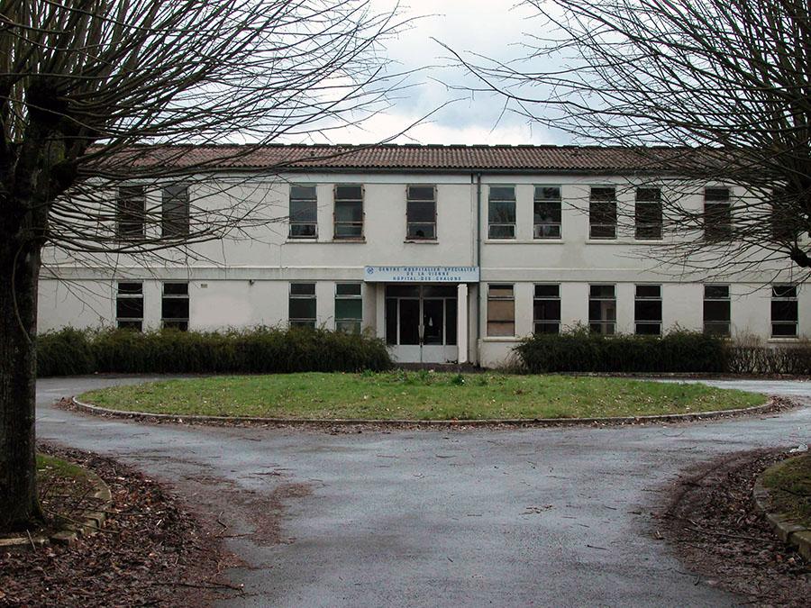 L'hôpital des Châlons