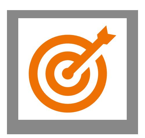 Projets et stratégie : cible