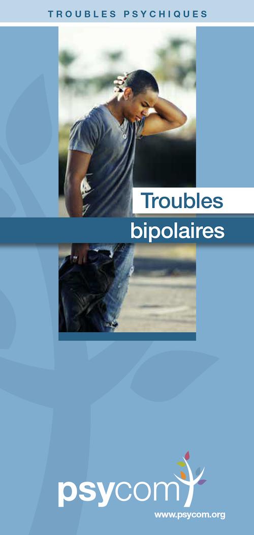 Brochure Psycom les troubles bipolaires