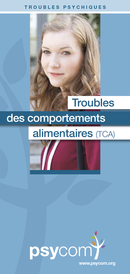 Brochure Psycom troubles des comportements alimentaires