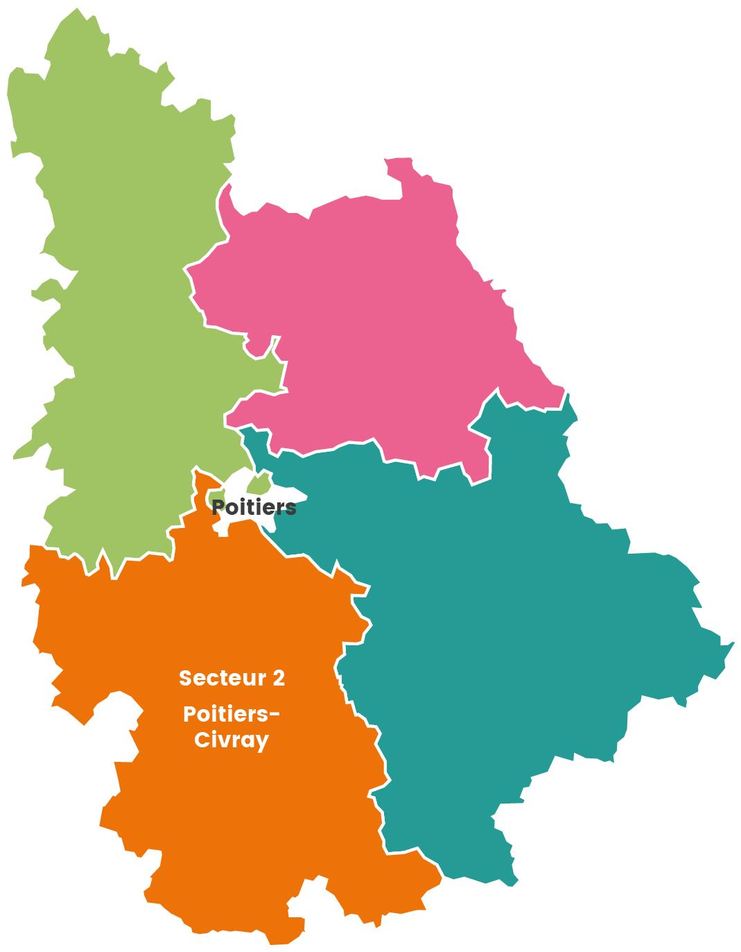 carte vienne secteur 2