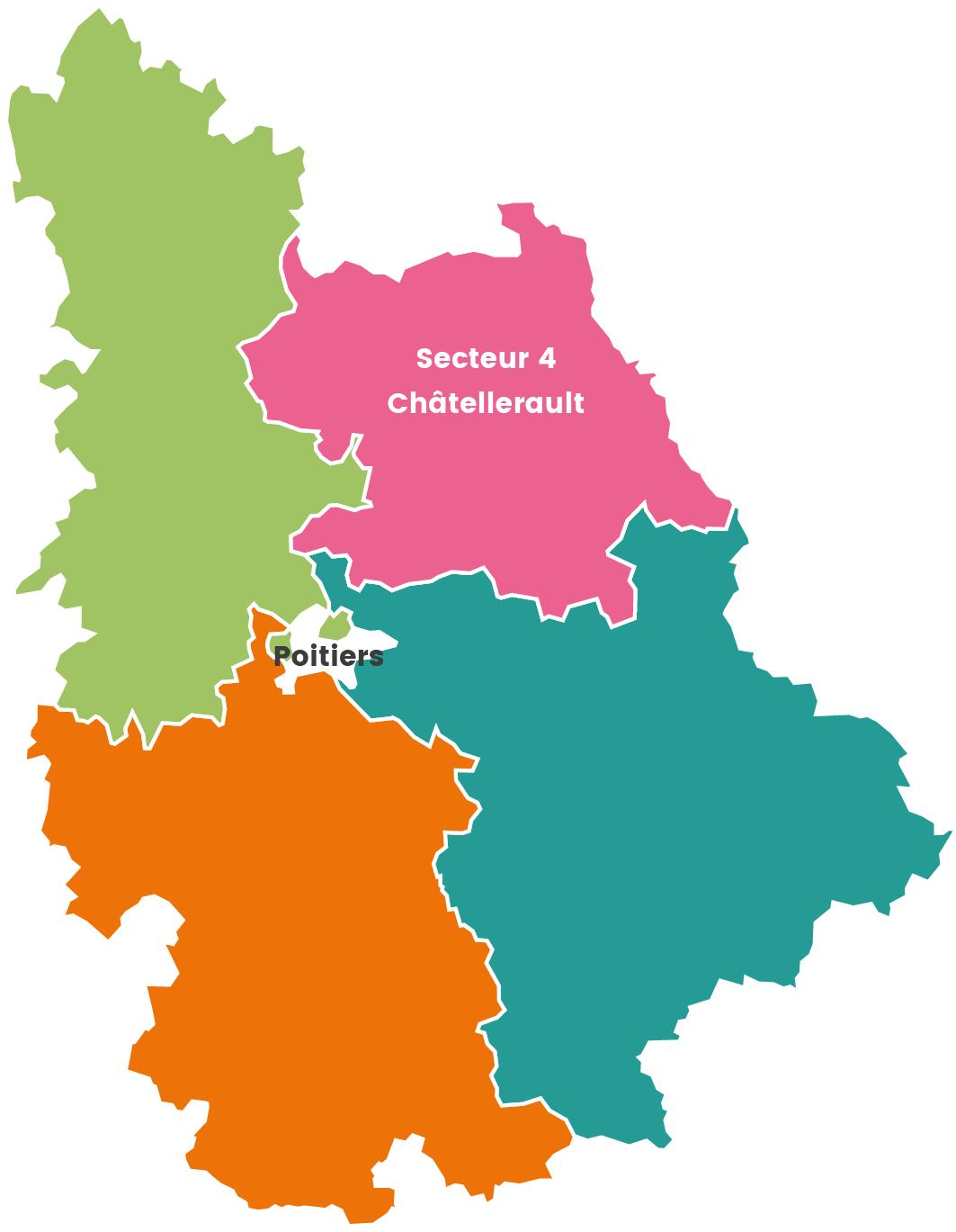 carte vienne secteur 4
