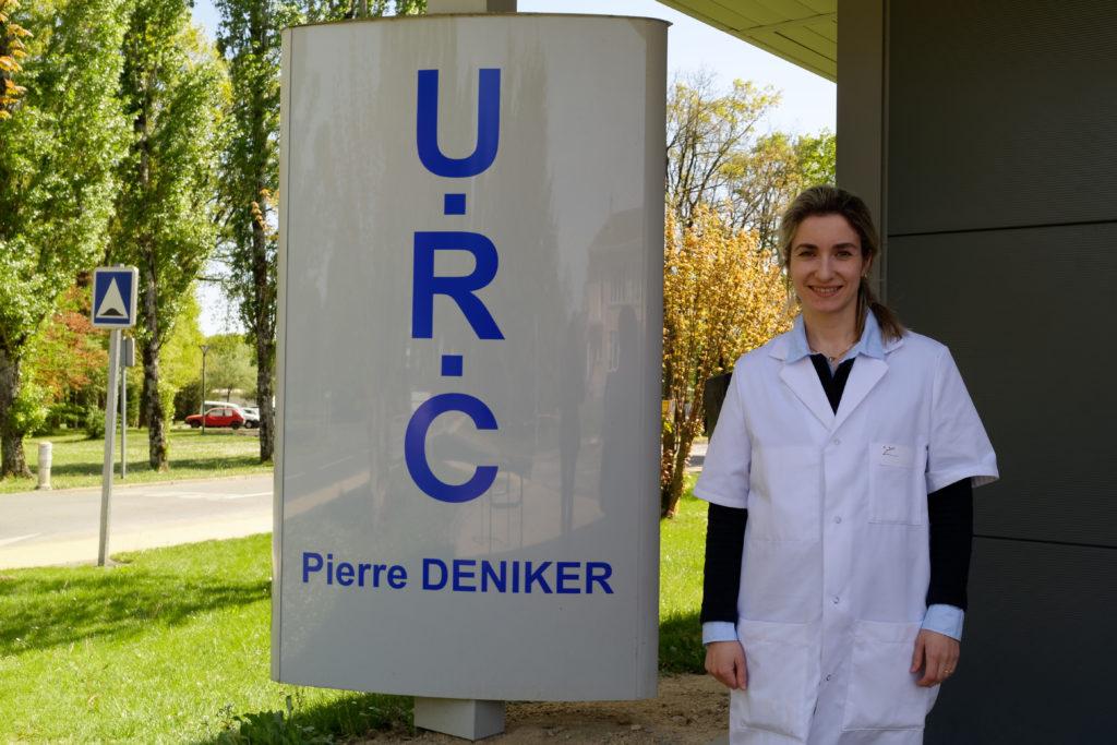 Le Dr Charlotte Levy