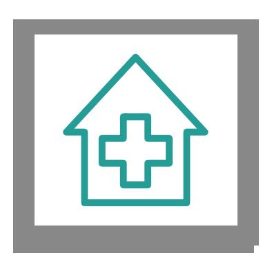 Picto soins adultes : les hôpitaux de jour