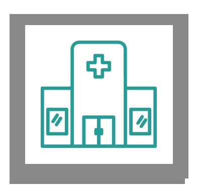 Picto soins adultes hospitalisation complète
