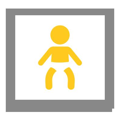 Picto la périnatalité et la petite enfance (0-6 ans)