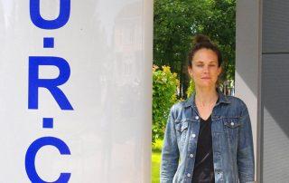 Bérangère Thirioux, docteur en neurosciences à l'URC.