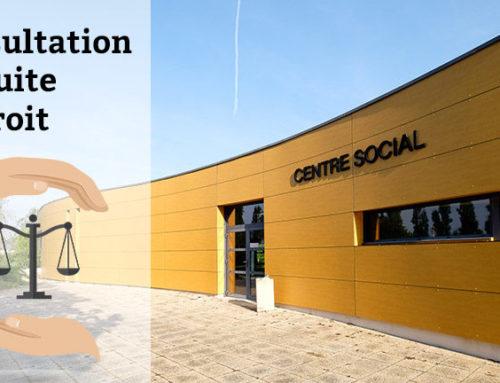 Consultation de droit à la maison des usagers le mercredi 27 mars