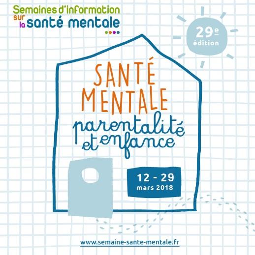Visuel Santé Mentale 2018 Poitiers