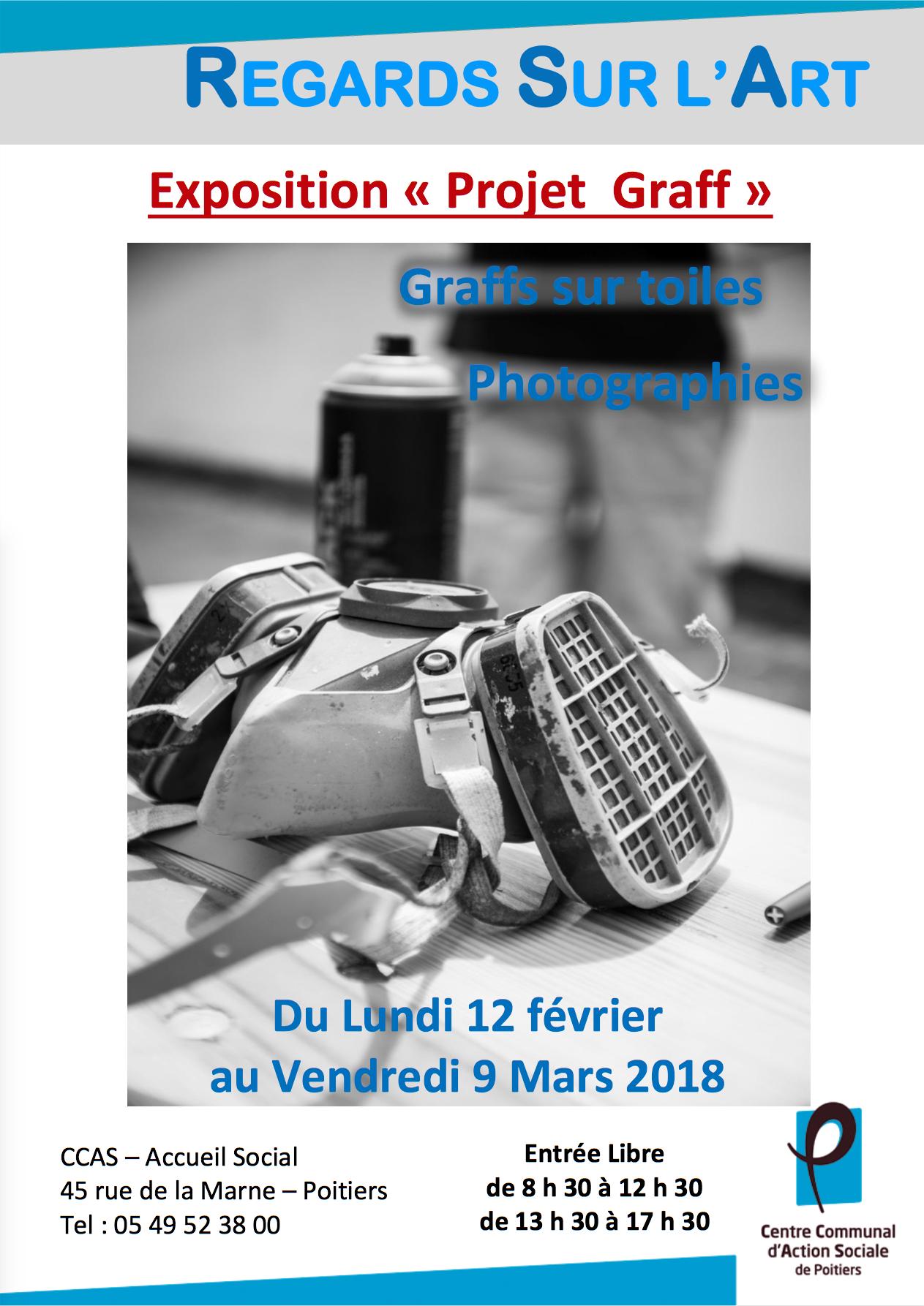 Affiche Projet Graff 1 - mars 2018