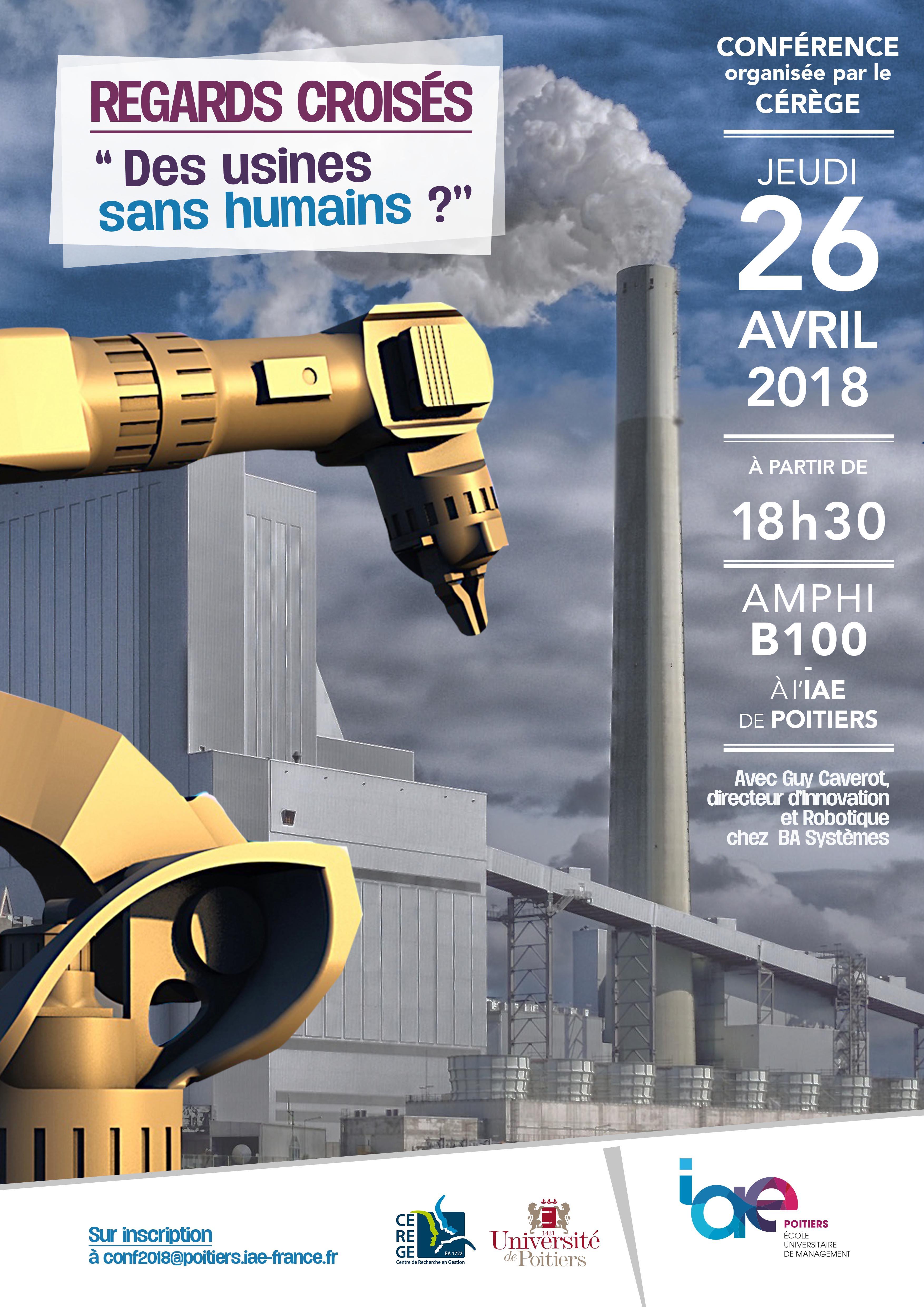 affiche-Conf CEREGE - Usines sans humains-04 2018
