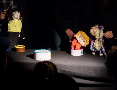 Le «cirque des marionnettes» s'invite au CMP Françoise Dolto