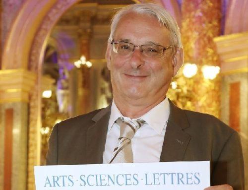 Médaille de Vermeil pour le Dr Gérard Simmat