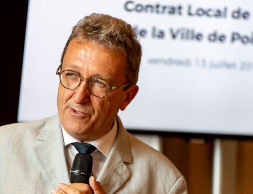 Signature du Contrat Local de Santé 2018-2022
