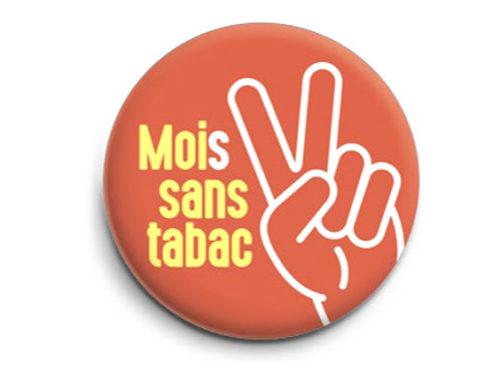 Le Mois Sans Tabac commence dans un mois !