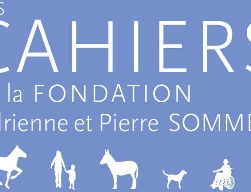 La Fondation A&P Sommer consacre un article à la médiation animale au CH Laborit