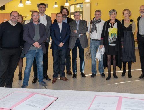 Signature d'une convention multipartite en Santé Mentale dans la Vienne