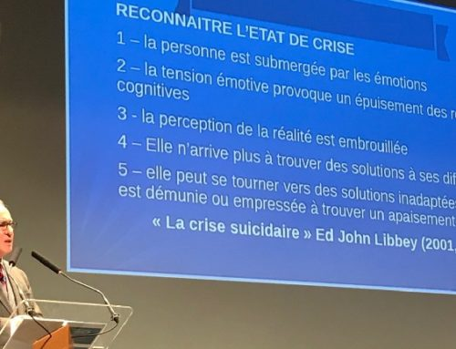 Journée nationale Prévention du suicide « Suicides et Violences – Violence du Suicide »