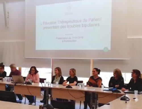 Semaine de la santé en Vienne & Gartempe : conférence sur les troubles bipolaires