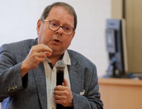 Conférence du Pr Jean-Louis Senon «Pratique de l'isolement et de la contention»