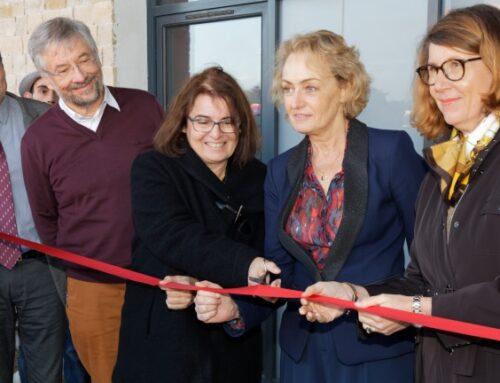 Inauguration de la Maison de la Réhabilitation Psychosociale du CH Laborit
