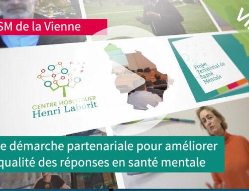Vidéo – Le Projet Territorial de Santé Mentale de la Vienne