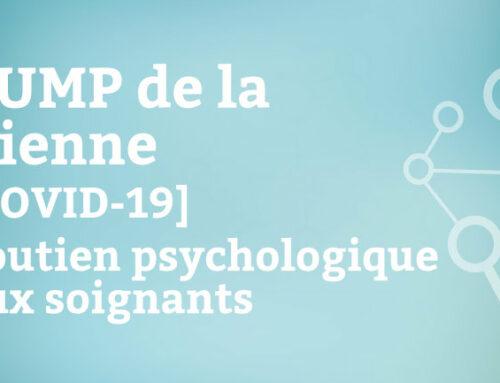 [COVID-19] La CUMP ouvre une cellule de soutien psychologique pour les personnels hospitaliers