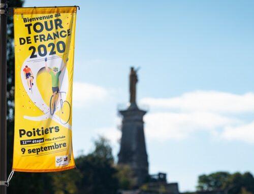 Une réalisation de l'ESAT Essor à l'honneur du Tour de France 2020