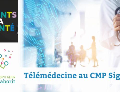 Le CH Laborit candidate aux Talents de la e-santé pour les Téléconsultations du CMP Signes