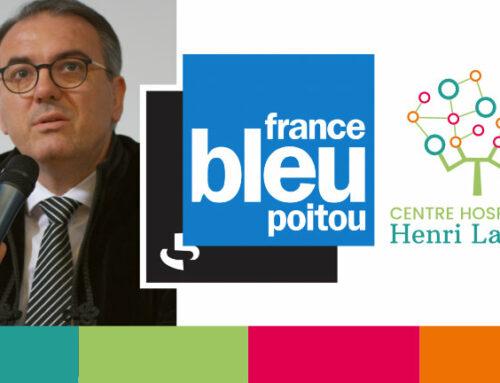 Inceste : est-ce la fin d'un tabou ? Interview du Pr Gicquel sur France Bleu Poitou