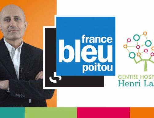 [France Bleu Poitou] Entretien avec le Pr Jean Xavier : Comprendre les troubles DYS