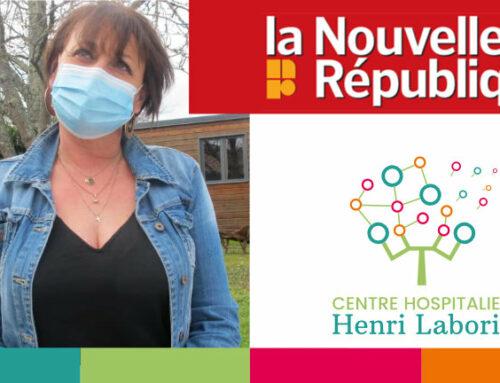 Covid-19, un an déjà : rencontre avec une infirmière psy à Poitiers