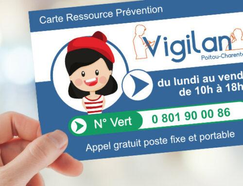 VigilanS a 1 an dans la Vienne – Lancement du dispositif dans les Deux-Sèvres