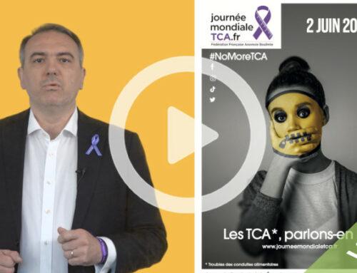 Journée mondiale des Troubles des conduites alimentaires (TCA) du 2 juin