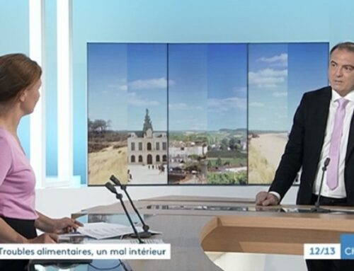 Troubles alimentaires, un mal intérieur – Le Pr Gicquel était l'invité du Journal Télévisé de France 3