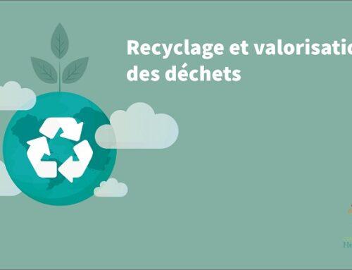 Recyclage et valorisation des déchets au CH Laborit