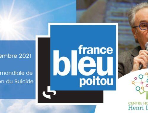 Le Dr Jean-Jacques Chavagnat invité de France Bleu à l'occasion de la Journée mondiale de prévention du suicide